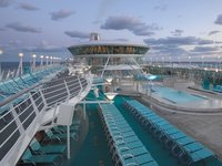 Vision of the Seas - Solarium