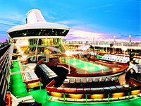 Vision of the Seas - Deck