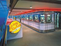 Voyager of the Seas - Restaurant Johnny Rockets