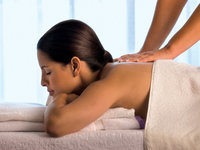 Voyager of the Seas - Massage im SPA