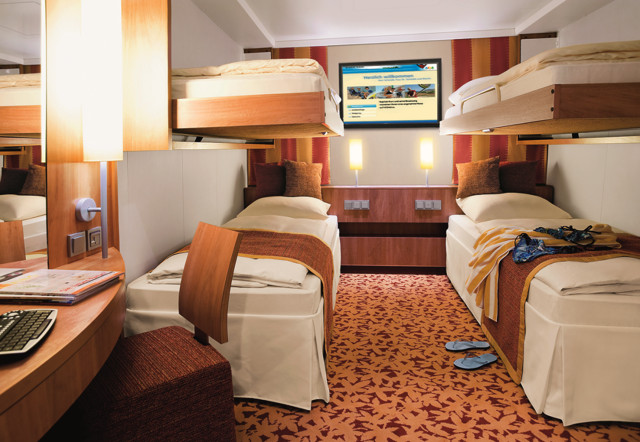 kabinen der aidastella kabinenaustattung guide. Black Bedroom Furniture Sets. Home Design Ideas