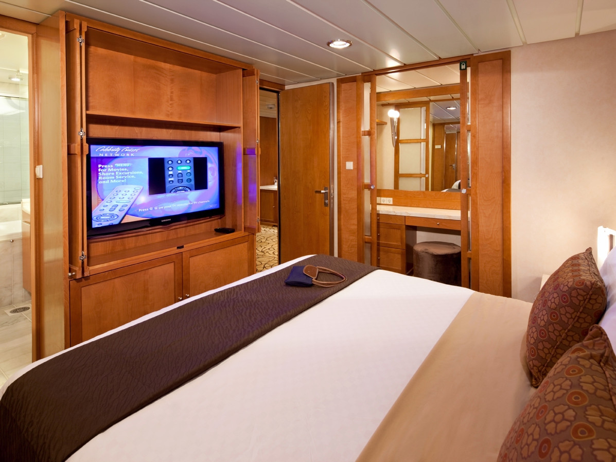 Celebrity Constellation Royal Suite Stateroom