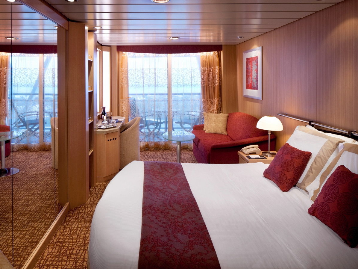 AquaClass Staterooms - Celebrity Cruises