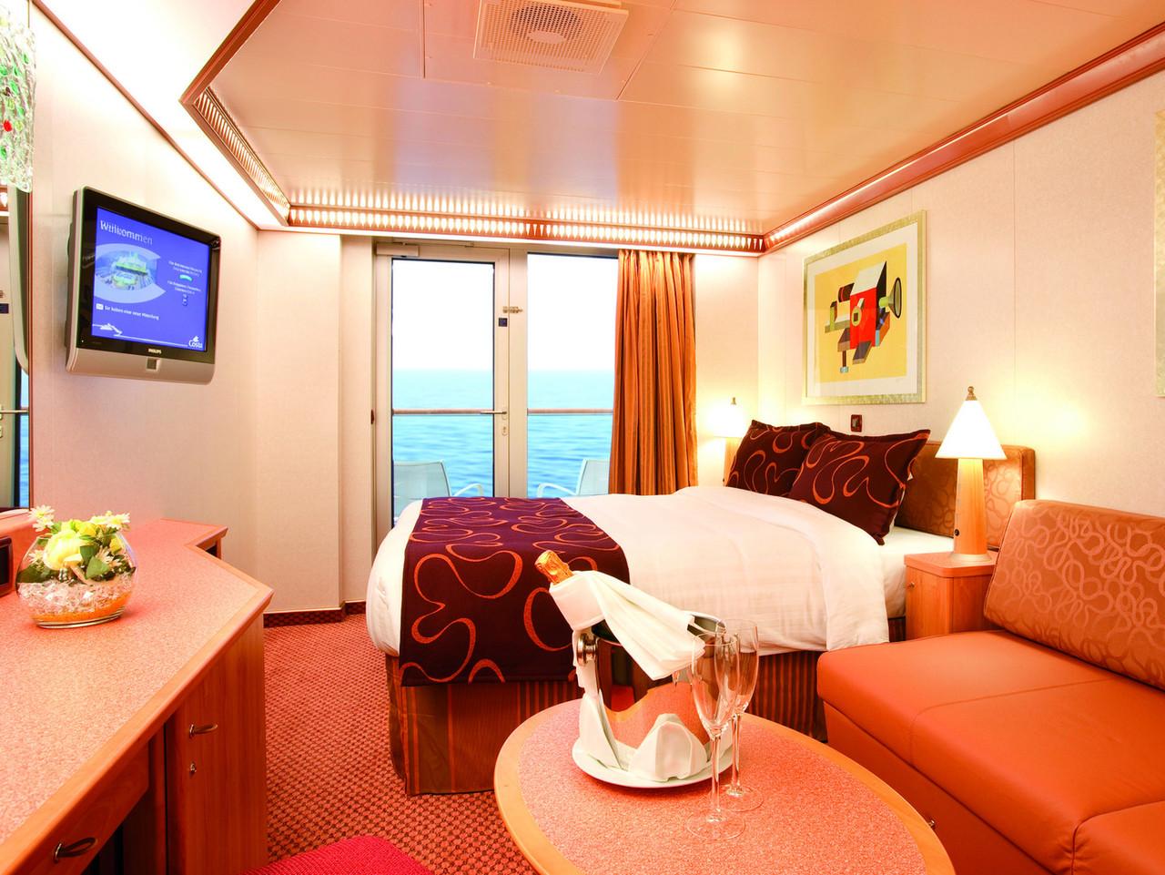 kabinen der costa deliziosa kabinenaustattung guide