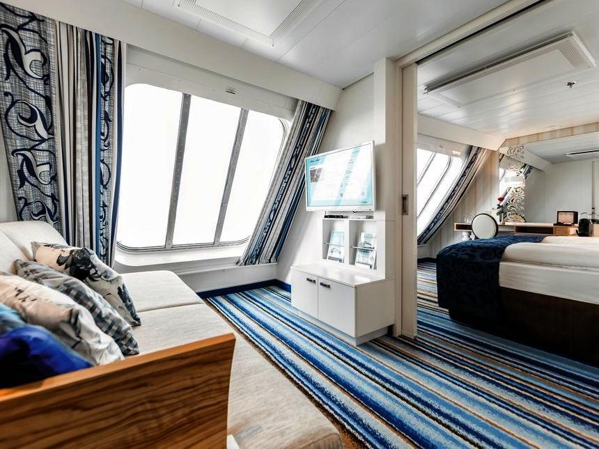 Kabinen Der Mein Schiff 5 Kabinenaustattung Amp Guide