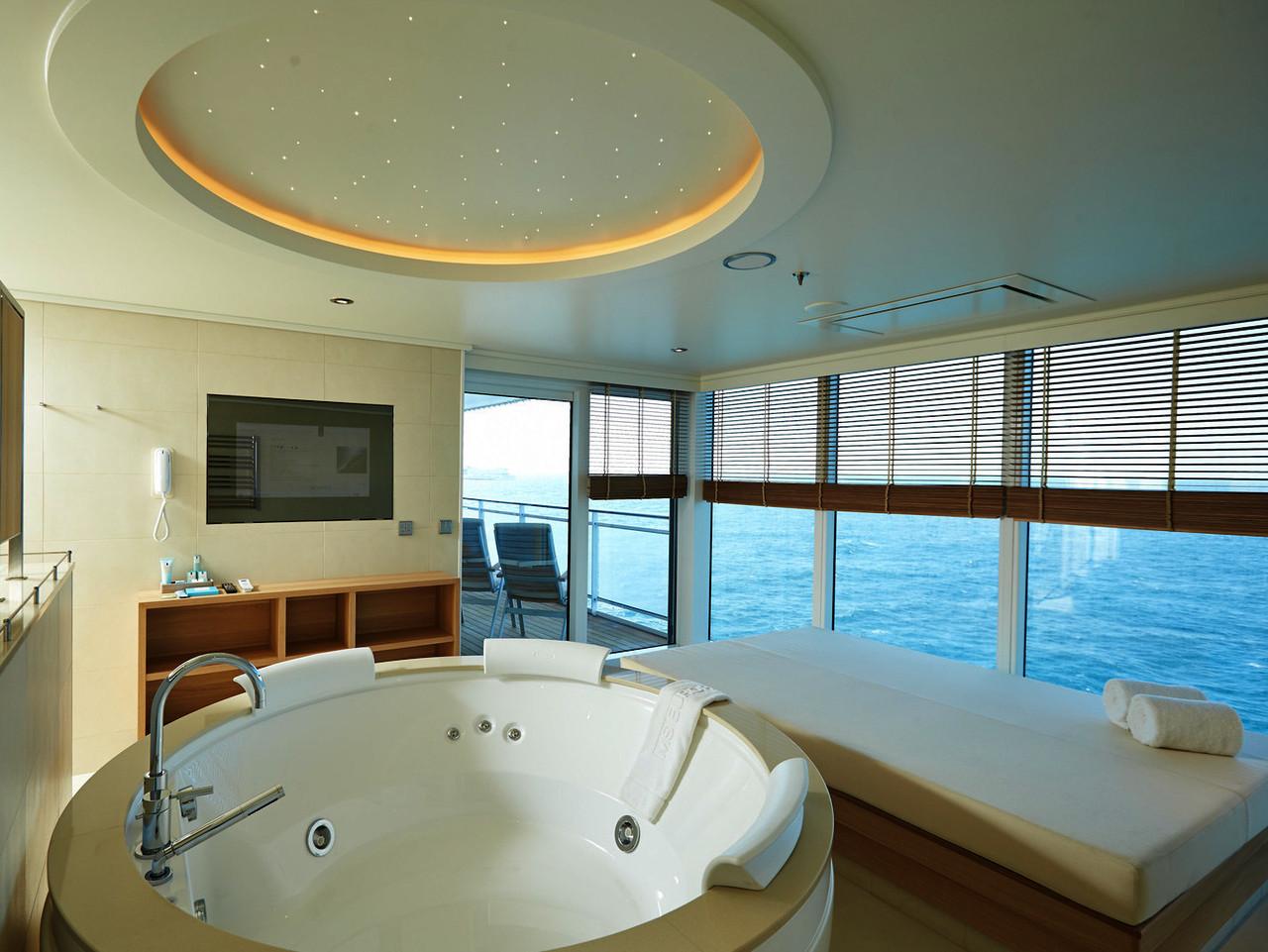 kabinen der ms europa 2 kabinenaustattung guide. Black Bedroom Furniture Sets. Home Design Ideas