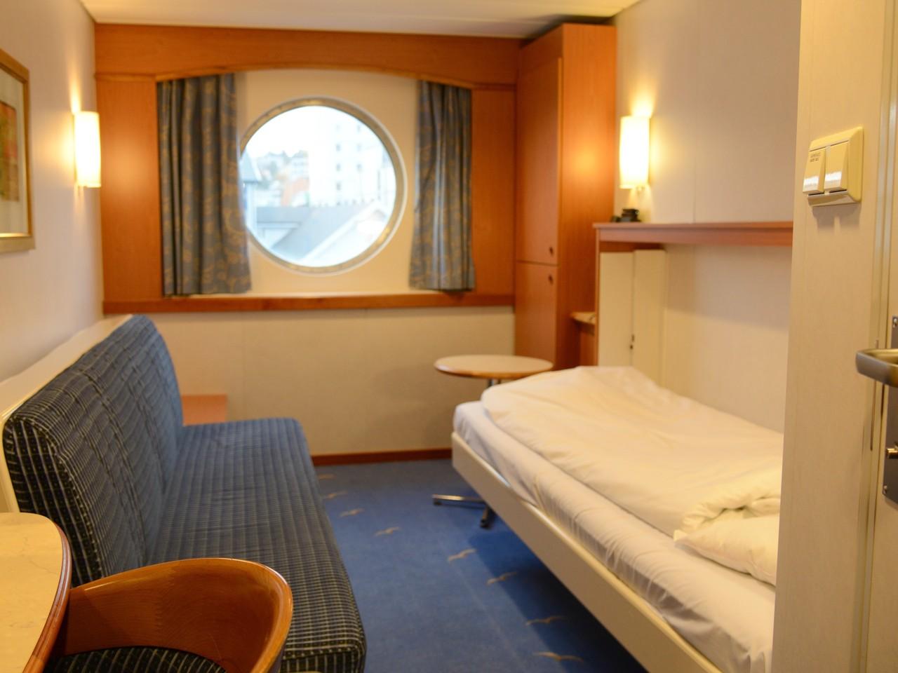 Kabinen der ms trollfjord kabinenaustattung guide for Badezimmer 11qm