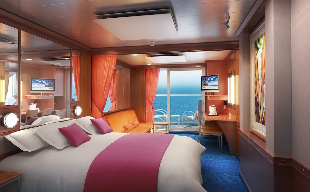 Mini Kühlschrank Pearl : Kabinen der norwegian pearl kabinenaustattung & guide