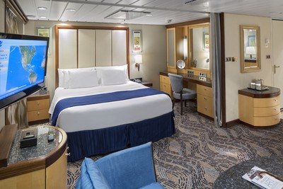 Beispielfoto Grand-Suite der Adventure of the Seas - Kabinenfoto Suite