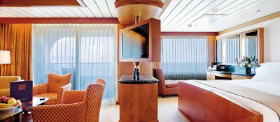 Owner-Suite der Adventure of the Seas - Kabinenfoto Suite