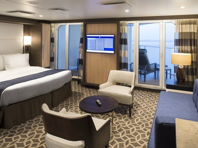 Family Junior Suite der Anthem of the Seas - Kabinenfoto Suite