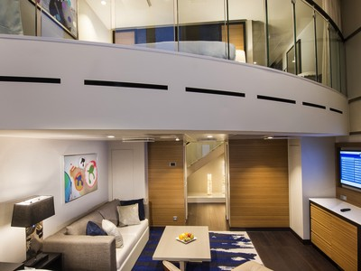 Anthem of the Seas - Grand Loft Suite  - Kabinenfoto Suite