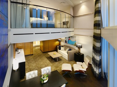 Anthem of the Seas - Owner´s Loft Suite  - Kabinenfoto Suite