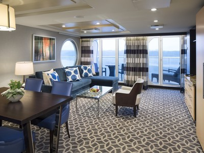 Anthem of the Seas - Owner´s Suite  - Kabinenfoto Suite
