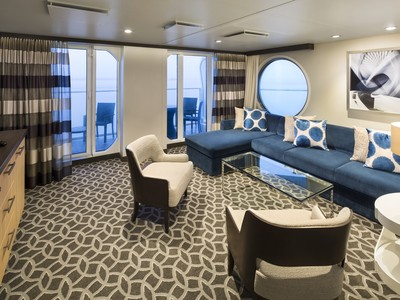 Anthem of the Seas - Royal Family Suite  - Kabinenfoto Suite