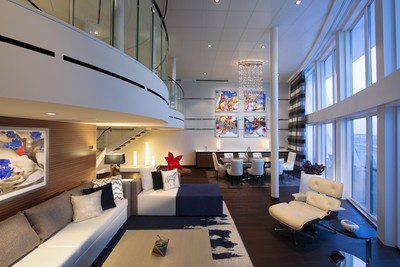 Anthem of the Seas - Royal Loft Suite  - Kabinenfoto Suite