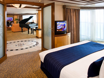Brilliance of the Seas - Royal Suite  - Kabinenfoto Suite