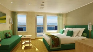 Spa-Suite der Carnival Breeze