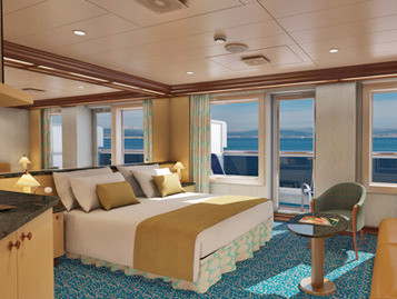 Spa-Suite der Carnival Magic