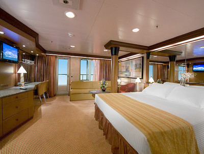 Carnival Sensation - Grand Suite  - Kabinenfoto Suite