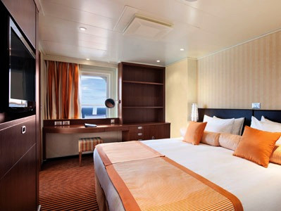 Carnival Valor - Captain's Suite  - Kabinenfoto Suite