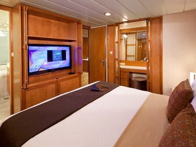 Celebrity Suite der Celebrity Constellation - Kabinenfoto Suite