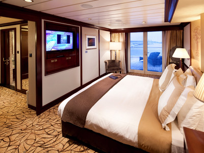 Celebrity Constellation - Penthouse Suite  - Kabinenfoto Suite