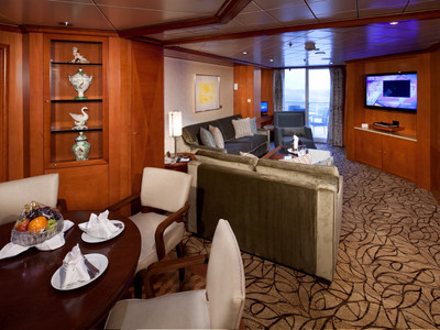 Celebrity Constellation - Royal Suite  - Kabinenfoto Suite