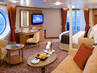 Celebrity Equinox - Sky-Suite  - Kabinenfoto Suite