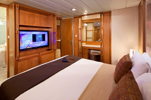 Celebrity Suite der Celebrity Infinity - Kabinenfoto Suite