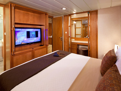 Celebrity Suite der Celebrity Summit - Kabinenfoto Suite