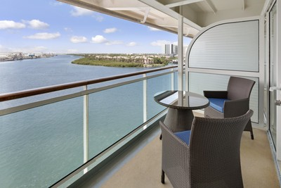 Enchantment of the Seas - Royal-Family-Suite  - Kabinenfoto Suite