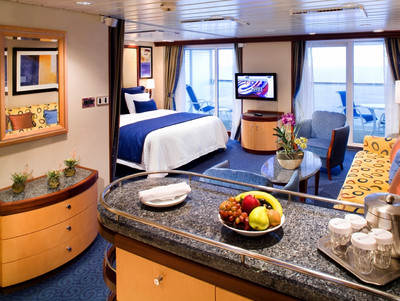 Grand Suite der Freedom of the Seas - Kabinenfoto Suite