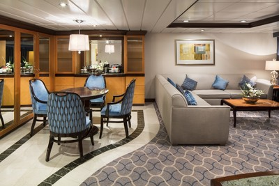 Freedom of the Seas - Owner Suite  - Kabinenfoto Suite