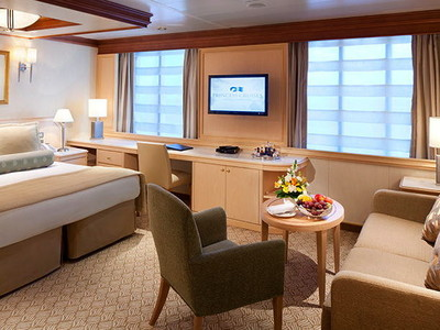 Vista-Suite der Golden Princess