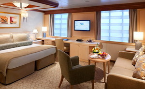 Grand Princess - Vista-Suite  - Kabinenfoto Suite