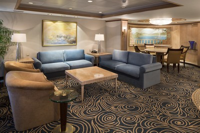 Grandeur of the Seas - Royal Suite  - Kabinenfoto Suite