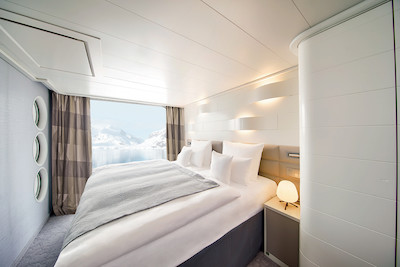 Junior Suite der HANSEATIC inspiration