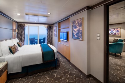 Harmony of the Seas - Royal Family Suite  - Kabinenfoto Suite