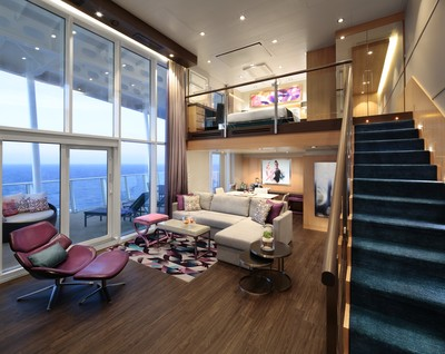 Sky Loft Suite der Harmony of the Seas