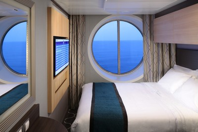 Studio Ocean View der Harmony of the Seas - Kabinenfoto Studio