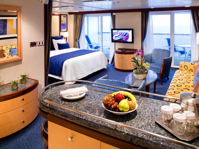 Beispielfoto Grand Suite der Independence of the Seas - Kabinenfoto Suite