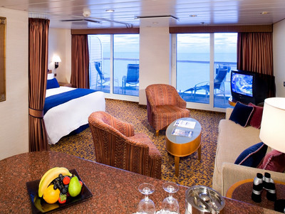 Grand Suite der Jewel of the Seas - Kabinenfoto Suite
