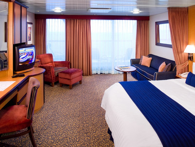 Jewel of the Seas - Junior-Suite  - Kabinenfoto Suite