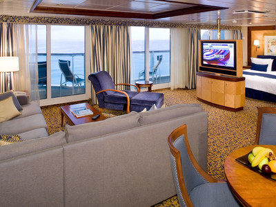 Jewel of the Seas - Owner Suite  - Kabinenfoto Suite