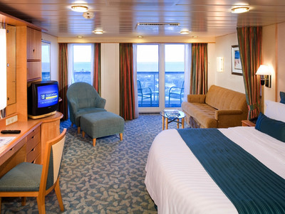 Beispielfoto Junior-Suite der Mariner of the Seas - Kabinenfoto Suite