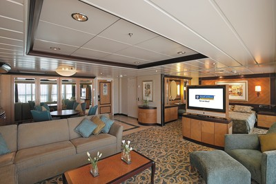 Mariner of the Seas - Owner Suite  - Kabinenfoto Suite