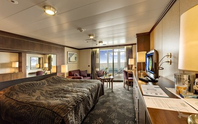 MS Amadea - Junior Balkon Suite  - Kabinenfoto Suite