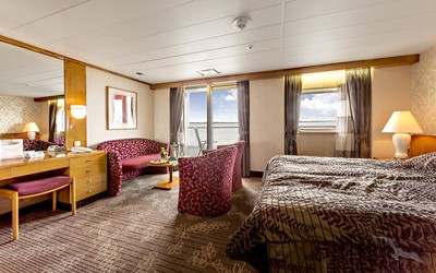 Suite der MS Amadea