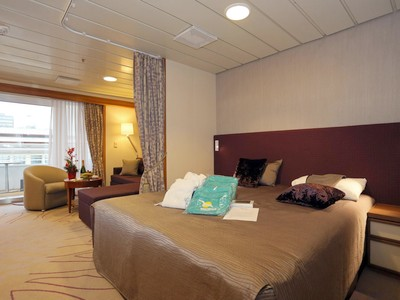 Royal Balkon Suite der MS Artania